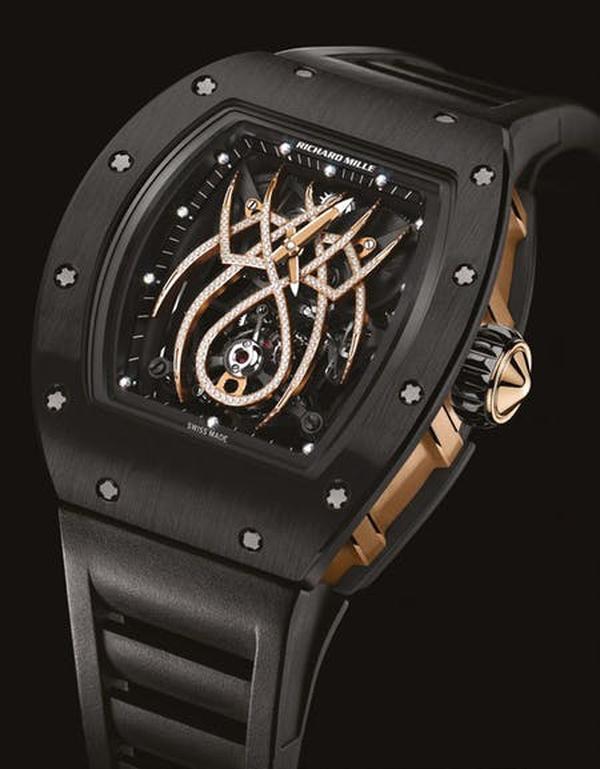 Đồng hồ RM 017 Extra Flat Tourbillon Asia Edition
